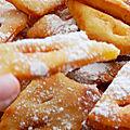 Les beignets de Carnaval de ma grand-mère