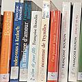 Sélection de romans <b>Françoise</b> <b>Bourdin</b>