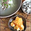 Kimchi au féta : sel piquant & sel arrondi