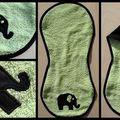 collage antibavouille izzascrap