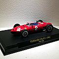 Ferrari 156 F1 de 1961