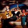 Arrêt d'autobus, de <b>Joshua</b> <b>Logan</b> (1956): une danseuse et un cow-boy