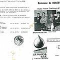 1991 année de l'eau journal 5