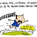 Euro 2016, <b>football</b>, Sarkozy, Zidane, milliards d'euros et les doigts dans la crise