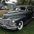 <b>Cadillac</b> 75 Imperial sedan by Derham-1947