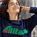 <b>Alitalia</b> Capsule Collection Spring Summer 2019 by Alberta Ferretti