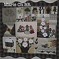 Marie Ch Br patch terminé