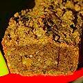 Pain gourmand aux amandes, noix, noisettes et graines de tournesol sans gluten ni produits laitiers