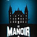 2016#23 : le manoir - tome 1 - liam et la carte d'éternité de evelyne brisou-pellen