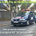 L'Ofrass protège les marcheurs à Neuilly-sur-Marne