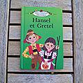 Hansel et Gretel, mes <b>contes</b> préférés, Ladybird Books