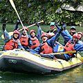 Rafting su