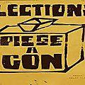 Élections présidentielles, défaussement ?
