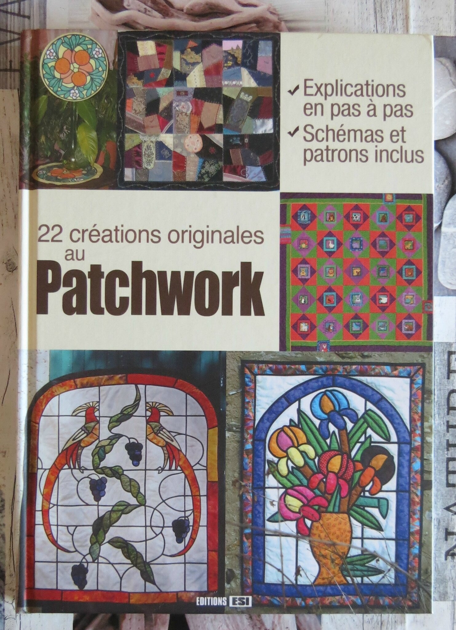 Patchwork - GIVEAWAY