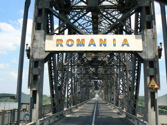 1 Arrivée en Roumanie