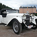 ALVIS Speed 20 SA Tourer Cross & Ellis 1932 Schwetzingen (1)
