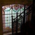 Cage d'escalier a St Gilles