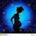 Histoires vraies : la grossesse et la lune bleue