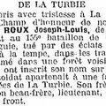 Petit nicois- 03 février 1916