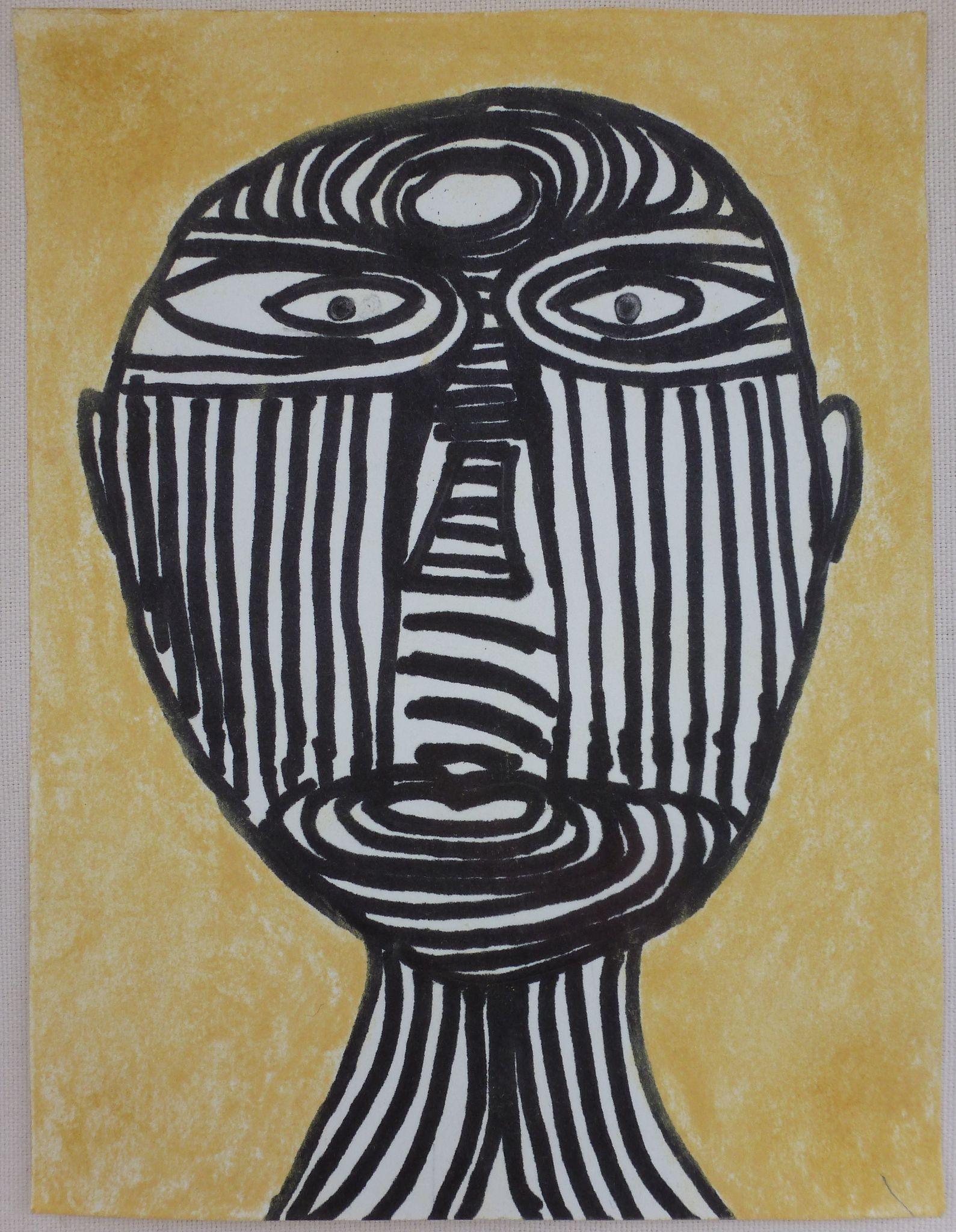 CM2-Thème Afrique, visage