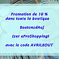 Boutique boutonsdauj