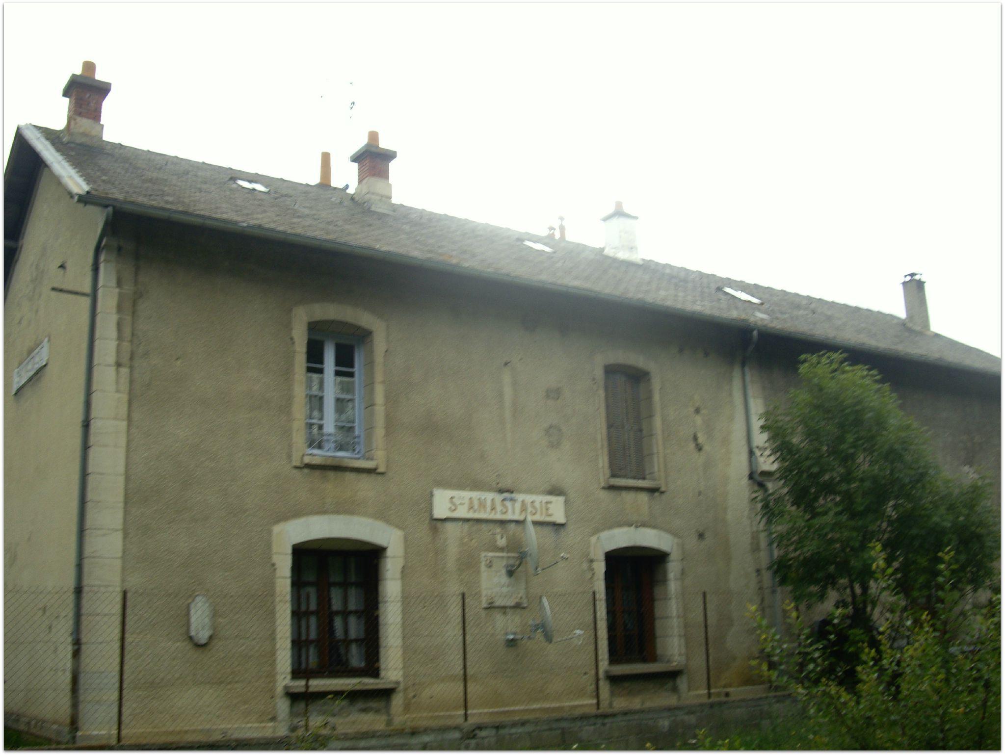 Sainte-Anastasie (Cantal - 15)