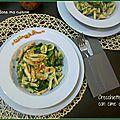 Orecchiette aux cime di rapa, plat typique des pouilles