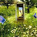 Ouvrez la porte de votre coeur à l....