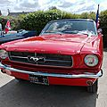 Ford mustang 200 convertible (1964-1966)