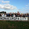 Blanc-mesnil la belle, la rebelle confirme son non au grand projet inutile europa city!