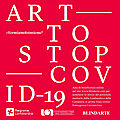 Art To Stop Covid19: Charity auction to support healthcare staff in Italy