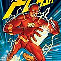 DC Rebirth The Flash