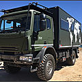 Iveco Eurocargo 4x4 Expedition Truck