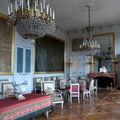 Appartement de l'Empereur, salon des cartes....