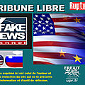 Les parlementaires néerlandais réclament la fermeture du site de l'ue « anti-fake news russes »