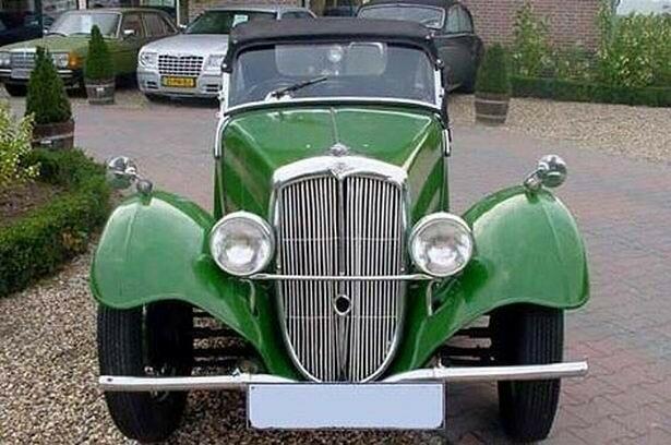 1938 - BSA - SC Sport Tourer