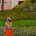 Nearly 100 masterful paintings from the Indian subcontinent on view at the Metropolitan Museum of Art