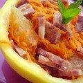 Salade de museau vitaminée