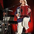 Images du concert de Michèle Bernard à Boulange, en Moselle, le samedi 18 septembre 2021