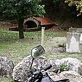 Fontaine de l'ecureuil ( via tordères )