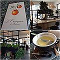 Un thé à l'Orangerie de Monsieur