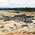 Les premiers Mégawatts du Barrage hydroélectrique de Mekin attendus fin 2015