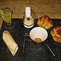 Petit déjeuner du 18 novembre