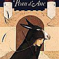 Peau d'âne, illustré par anne romby