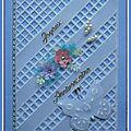 283 Carte Anniversaire Mélise