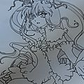 Un nouveau dessin manga