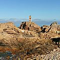Île de Bréhat, phare du Paon C