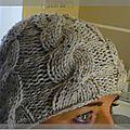 Pour avoir la tête au chaud, je tricote des bonnets...