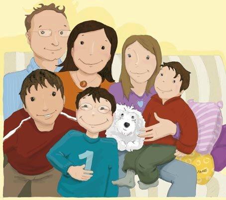 La famille : une valeur sûre.