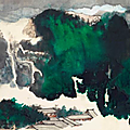 Sotheby's Hong Kong to present Fine Chinese Paintings spring sale 2015 on 6 april